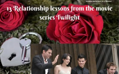 Relationship Lessons from the movie series Twilight