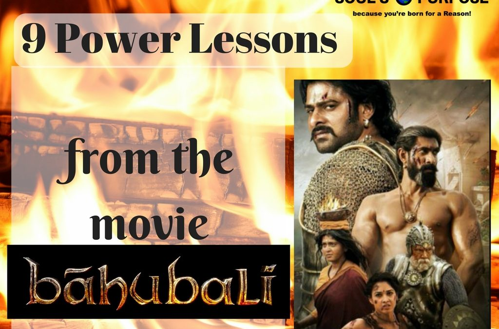 9 Power lessons from the movie Baahubali