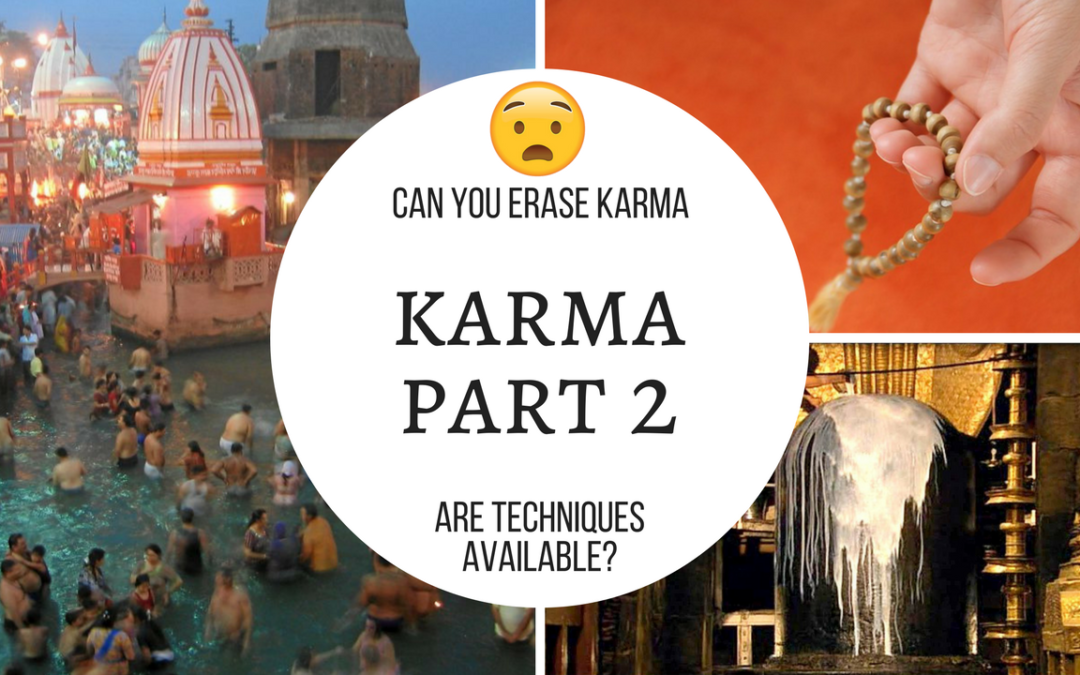 Can you Erase Karma? Part 2, Karma series