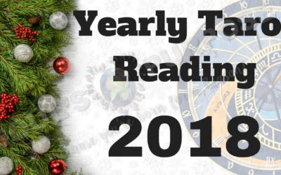 Yearly Tarot Reading 2018