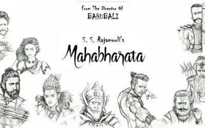 Mahabharata by S. S. Rajamouli