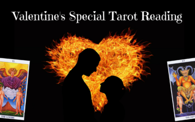 Valentine's Special Weekly Reading for 11th to 17th February 2018 Tarot Reading